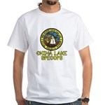 China Lake SpecOps White T-Shirt