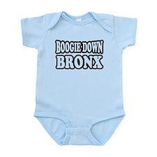 Boogie Down Bronx Infant Bodysuit