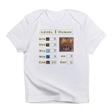 Cute Roles Infant T-Shirt