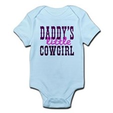 Daddy's Cowgirl Infant Bodysuit