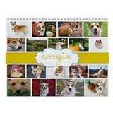 Corgis! Wall Calendar