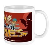 Kung Fu Fairies & The Amulets of Power Small Mug