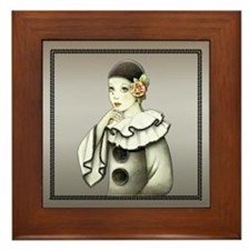 Harlequin # 2 Framed Tile