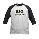 Big brother camo Baseball Jersey