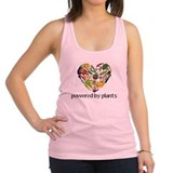 Cute Vegetarian Racerback Tank Top