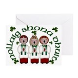 Irish Christmas Choir Cards (Pk of 10)