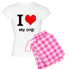 Personalised I Love... Pajamas