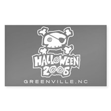 Halloween Greenville 2006 Decal