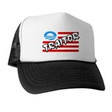 """Traitor: Barack Obama"" Hat"