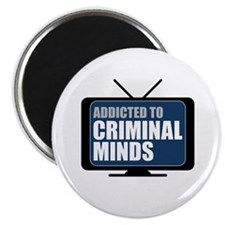 Addicted to Criminal Minds Magnet