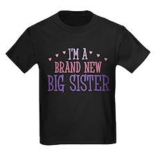 Brand New Big Sister T-Shirt