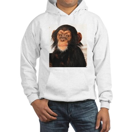 Monkey! Hooded Sweatshirt