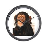 Monkey! Wall Clock