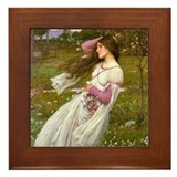Windswept by Waterhouse Framed Tile