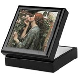 The Soul of the Rose by Waterhouse Keepsake Box