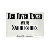 Red River Unger - Rectangle Magnet