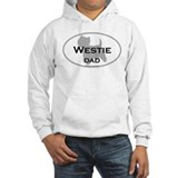 Westie DAD Jumper Hoody