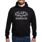 Atlanta Rocks Hoodie (dark)
