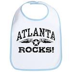Atlanta Rocks Bib