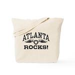 Atlanta Rocks Tote Bag