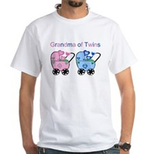Grandma of Twins (Girl & Boy) Shirt