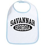 Savannah Georgia Bib