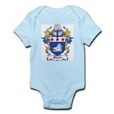 Shand Coat of Arms Infant Creeper