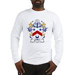 Scrogie Coat of Arms Long Sleeve T-Shirt