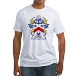Scrogie Coat of Arms Fitted T-Shirt