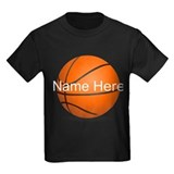 Customizable Basketball Ball T
