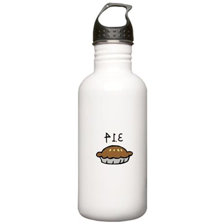 Pie/pi Stainless Water Bottle 1.0L