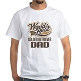 Golden Retriever Dad Shirt