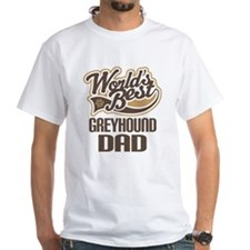 Greyhound Dad Shirt