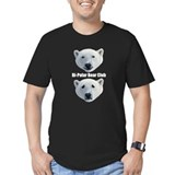 Bi-Polar Bear Club Black T-Shirt T-Shirt
