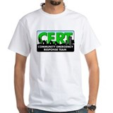 CERT LOGO BIG.JPG T-Shirt