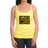Border Collie and Sheep Singlets