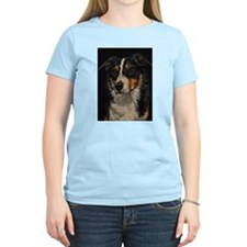 Border Collie Portrait T-Shirt