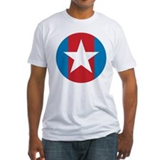 hero shirt white.jpg T-Shirt