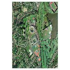 Wimbledon tennis complex, UK