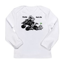 Florida Mud Life Long Sleeve Infant T-Shirt