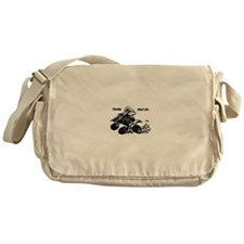 Florida Mud Life Messenger Bag