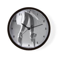 Unique Dance decor Wall Clock
