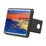 Lovers Point Monterey Hitch Cover