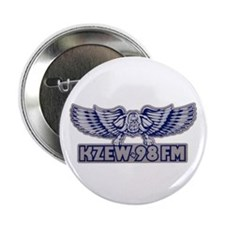 """KZEW (1980) 2.25"""" Button (100 pack)"""