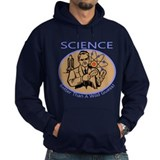 Science Better Than A Wild Guess Hoody