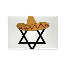 A Jew and a Mexican Star of Sanchez Rectangle Magn