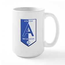 Atheism Secularism Mug