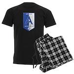 Atheism Secularism Men's Dark Pajamas