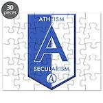 Atheism Secularism Puzzle