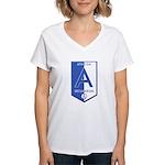Atheism Secularism Women's V-Neck T-Shirt